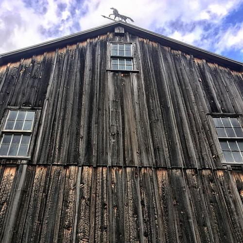 Big barn.  #niagaraescarpment