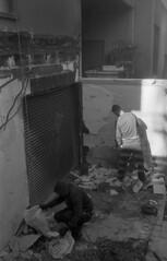 exakta_vx_kodak_triX_400_haifa_fire_26_nov_2016_018 (avitalnatanson) Tags: exakta fire damage kodak trix arson terror haifa carmel