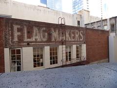 Flag makers (c_nilsen) Tags: sanfrancisco california digital digitalphoto sanfranciscomuseumofmodernart museum art