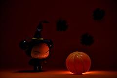 9 (Andrea L. Pereira R.) Tags: reto fotogrfico pucca halloween juguete
