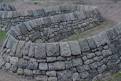 Stone River (dwhartwig) Tags: art sculpture andygoldsworthy