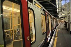 Bombardier S8 Stock MS Car #24060 (busdude) Tags: bombardier s8 stock ms car 24060 motor shoegear tfl transport for london underground londonunderground s sstock