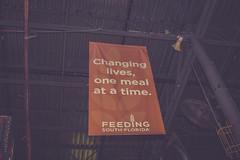 Feeding South Florida (PalmBeachStateCollege) Tags: feeding south florida canned food