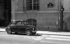 Fiat 500 (Amelien (Fr)) Tags: 147 100 28 2016 50mm ant analog argentique believeinfilm capturedonrealfilm dilutione elmar epson film fuji fujifilm hc110 leica m3 neopan pellicule blackandwhite bw filmisnotdead homescanned monochrome nb noiretblanc v550