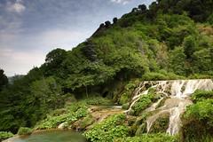 April in Umbria (wolian1979) Tags: umbria italy italia aprile april spring primavera wiosna hills colline wzgrza cascatadellemarmore marmorewaterfall