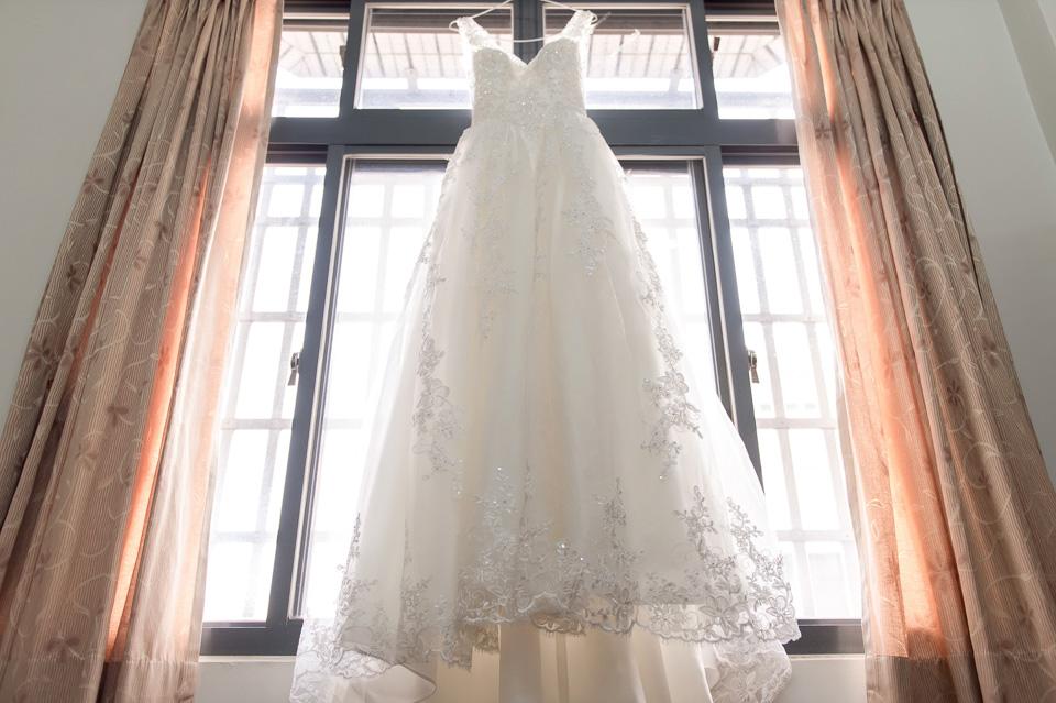 台南婚攝 婚禮紀錄 情定婚宴城堡 C & M 002