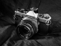 323/366 2016 - OM-1 (fishyfish_arcade) Tags: 20mmf17 gx7 lumix panasonic panasonic20mmf17asphlumixg camera olympus om1 analogphotography analogcamera filmisnotdead istillshootfilm 365 366