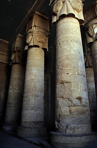 "Ägypten 1999 (526) Tempel von Dendera • <a style=""font-size:0.8em;"" href=""http://www.flickr.com/photos/69570948@N04/31163474321/"" target=""_blank"">View on Flickr</a>"