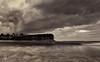 Clouded (Seany99) Tags: clouds monavale sydneysnorthernbeaches seascape longexposure headland sydney nsw australia bw niksilverefex
