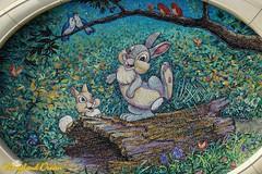 Garden of the Twelve Friends (Disneyland Dream World) Tags: garden twelve friends imagination shanghai disneyland disney resort