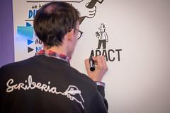 Scriberia @ Fast Forward on Growth (fastforwardongrowth) Tags: fast forward growth marketing sales leaders forum london emea europe executive clevel cxo world salesforce mckinsey event hotel cafe royal