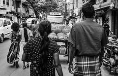 Memories of India (Angelo Petrozza) Tags: streetphotography blackandwhite biancoenero india tamilnadu sudindia chennai madras angelopetrozza pentax strada