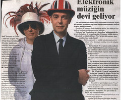 Hurriyet_16_06_2013 (ThunderParker) Tags: electric turkey lyrics hell istanbul pop petshopboys michaeljackson elysium axis vocal hurriyet neiltennant chrislowe ladygaga