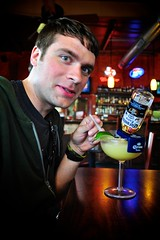 I Don't Care for Tequila (tyle_r) Tags: food june texas mexican drinks springbranch 2013 beerita sandrascantinagrill
