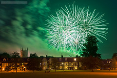 Johns May Ball fireworks (marona-photography) Tags: cambridge england fireworks unitedkingdom mayball jesusgreen johnsball