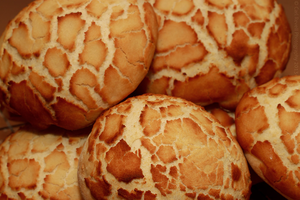 Tiger/Giraffe Bread Rolls by Sprogz, on Flickr