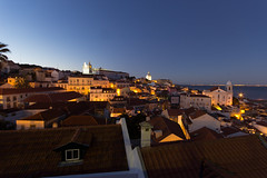 Lisboa (thomas-tb) Tags: city sunset portugal ville lisbonne
