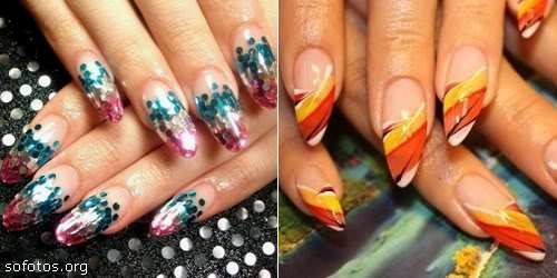 unhas decoradas internacionais
