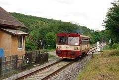 Railbus (klok.richard) Tags: prag praha railbus jinonice pozorvlak