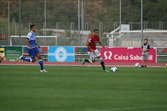 CE Sabadell - Nstic (Gimnstic de Tarragona) Tags: b futbol tarragona temporada pretemporada 2014 liga sabadell adelante segona castillejo 2013 nstic gimnstic
