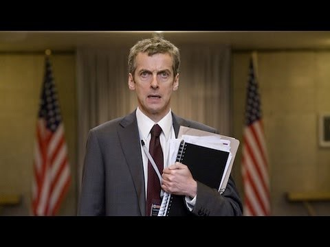 Doctor Who Is Peter Capaldi Who Plays Malcolm Tucker