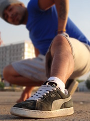 b-boy shoes (Mr_igrek) Tags: street shoes hip hop puma bboy