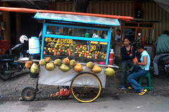 Indonesia - Bali - Es Campur (Mixed Fruits With Shopped Water Ice)