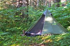 Go-Lite Shangra La 3 (The Cabin On The Road) Tags: alaska kayak kayaking seakayak seakayaking bernersbay alaskaseakayaking tongassforest
