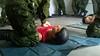 Homeguard CPR (postmand_b) Tags: cpr homeguard førstehjælp hjemmeværnet hjv totalforsvaret hjertelungemassage
