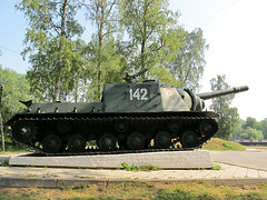 "ISU-152 (9) • <a style=""font-size:0.8em;"" href=""http://www.flickr.com/photos/81723459@N04/9705220019/"" target=""_blank"">View on Flickr</a>"