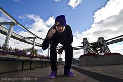 Getting closer... (@eye_projekt) Tags: toronto canon la photo purple nike toque kobe 7d gradient tamron nba lakers wideanglelens kobesystem