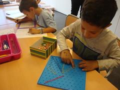 TALLER JOCS MATEMTICS (17) (Institut-Escola Les Vinyes) Tags: infantil primer tallers jocs p5 primaria matemtics curs20132014 portesobertes2014educaci