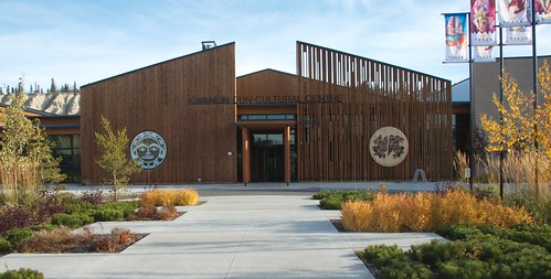 Kwanlan Dun Cultural Centre