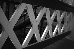 X Marks the Detail (Rich Renomeron) Tags: bw orkneysprings canonefs1022mmf3545usm shrinemont canoneos60d