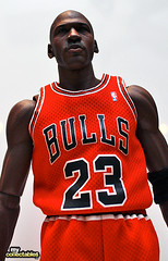 Enterbay Michael Jordan (MyCollectables.ca) Tags: portrait chicago basketball closeup actionfigure michael bulls nike jordan actionfigures nba hotstuff collectibles hottoys enterbay 16scale mycollectables edation