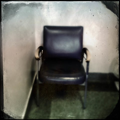Chair (michaelTO) Tags: hospital chair 365 day276 project365 2013 stmichaelshospital day276365 hipstamatic 3652013 365the2013edition 03oct13