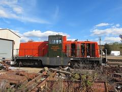 Valley Railroad 80 ton 0900 (Conrail1978) Tags: railroad train ct valley 80 ton switcher 0900