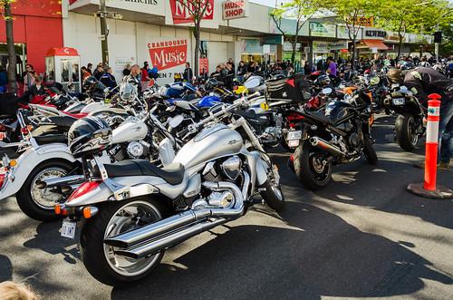 Cranbourne motorbikes 2013