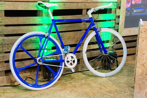 """The Web Summit - """"Get On Your Bike"""""""