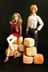 Woman & Man (RockWan FR) Tags: jason fashion doll pierre wu fr royalty integrity kyori rockwan2012