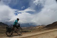 Nearing Abra Huayraccasa