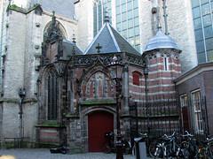 Amsterdam Oude Kerk Noorderportaal (Arthur-A) Tags: church netherlands amsterdam nederland kirche kerk eglise protestant