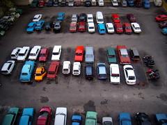 Aparcamiento (-Patri-) Tags: color cars car america amrica parking havana cuba aparcamiento coche caribbean habana coches caribe