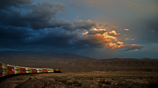 Tren a las Nubes / Train to the Clouds