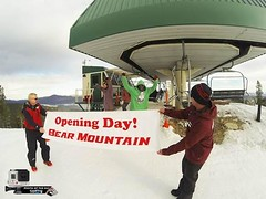 Bear Mountain Opening Day