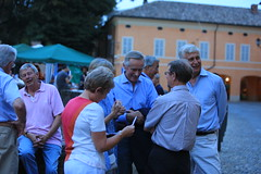 Gathering in Fontanellato