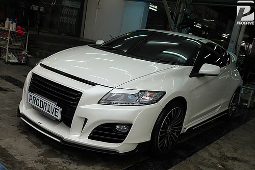 SilkBlaze CR-Z
