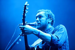 Phillip Phillips (thedailytexan) Tags: show music austin lights ut texas guitar livemusic johnmayer paradisevalley frankerwincenter phillipphillips johnmayerandphillipphillips