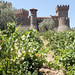 Castello di Amorosa Winery, Napa Valley, California, USA