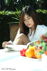 Ziella Mariano (David & Anne's) Tags: morning ladies girl beauty breakfast garden studio asian pretty sweet philippines filipina asianbeauty vogueroyalstudio